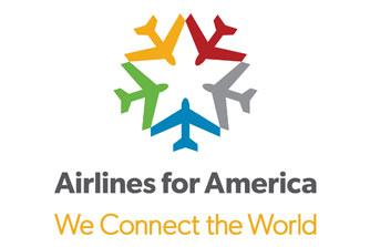 Affiliate logo for Airlines for America